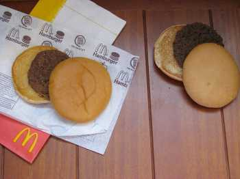 mcdonalds decompose