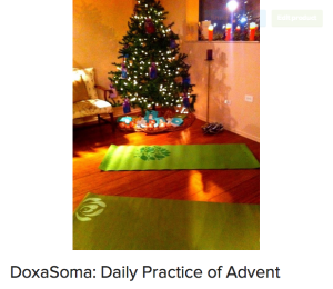 Daily Practice of Advent